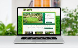 AllGreen Lawn and Tree