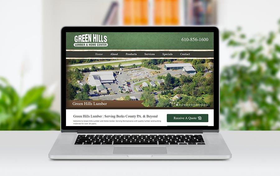 Green Hills Lumber