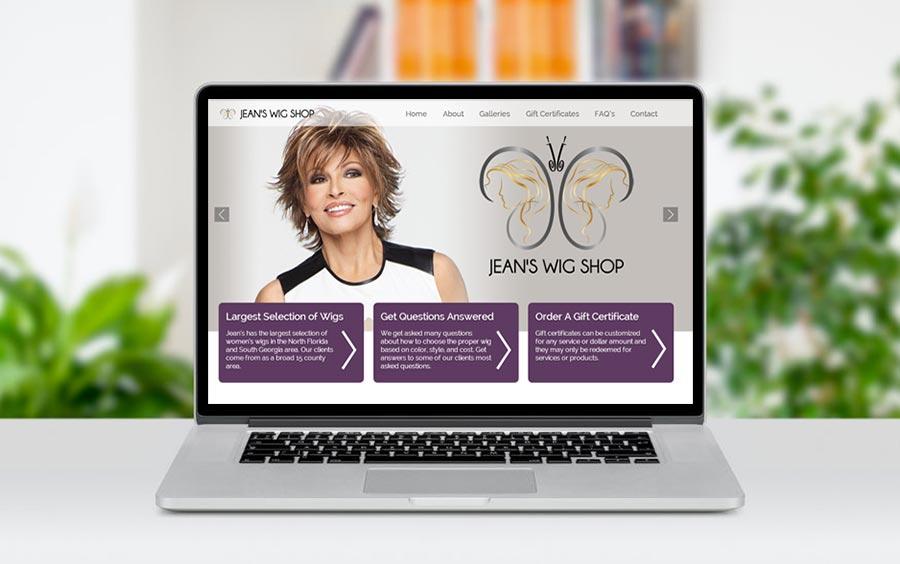 Jeans Wig Shop