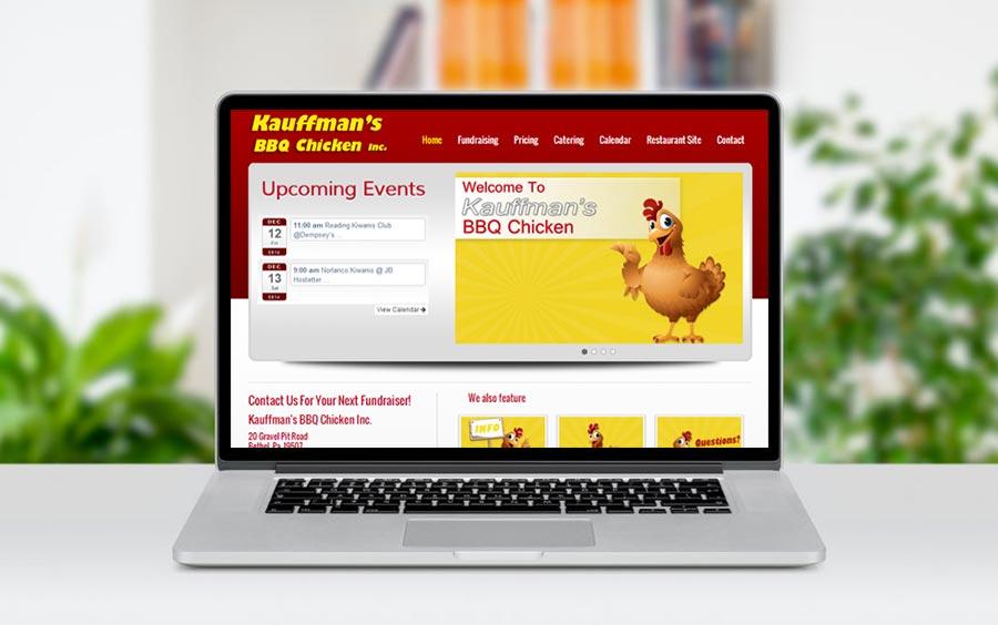 Kauffman's BBQ Chicken